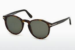 Sonnenbrille Tom Ford FT0591 52N - Braun, Dark, Havana