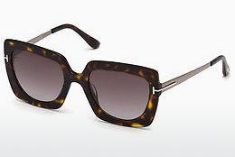 Tom Ford Damen Sonnenbrille » FT0612«, gelb, 53Z - gelb