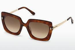 Sonnenbrille Tom Ford FT0610 53F - Havanna, Yellow, Blond, Brown