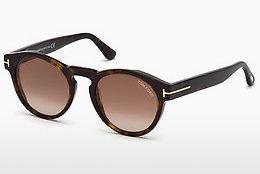 Tom Ford Herren Sonnenbrille » FT0634«, braun, 52E - braun/braun