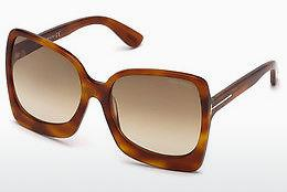 Sonnenbrille Tom Ford FT0618 53F - Havanna, Yellow, Blond, Brown