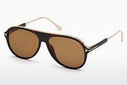 Sonnenbrille Tom Ford FT0624 52E