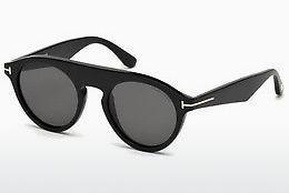 Tom Ford Sonnenbrille » FT0598«, gelb, 53G - gelb/braun