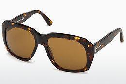 Tom Ford Damen Sonnenbrille » FT0602«, orange, 044 - orange/braun