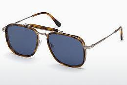 Sonnenbrille Tom Ford FT0665 53V - Havanna, Yellow, Blond, Brown