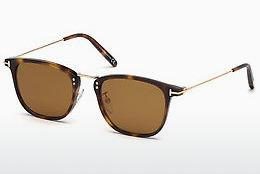 Sonnenbrille Tom Ford FT0672 53E - Havanna, Yellow, Blond, Brown