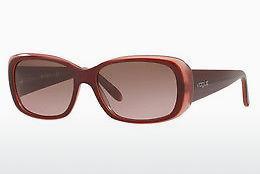 VOGUE Vogue Damen Sonnenbrille » VO2845S«, braun, W65613 - braun/braun