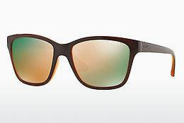 Sonnenbrille Vogue VO2896S 2279R5 - Braun, Transparent, Orange