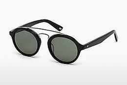 Web Eyewear Herren Sonnenbrille » WE0177«, braun, 45K - braun/braun