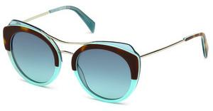 Just Cavalli JC723S 56Z verspiegelthavanna