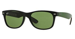 Ray-Ban RB2132 61844E GREENMATTE BLACK