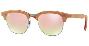 Ray-Ban RB3016M 12197O BROWN GRADIENT MIRROR PINKGUNMETAL