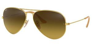 Ray-Ban RB3025 112/85 BROWN GRADIENTMATTE GOLD