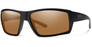 Smith Herren Sonnenbrille » CHALLIS«, braun, RZU/QE - braun/ rosa