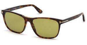 Tom Ford Herren Sonnenbrille » FT0629«, braun, 48V - braun/blau