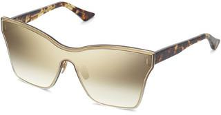 DITA DTS-508 01 Dark Brown to Clear - Gold Flash - ARGold - Tokyo Tortoise