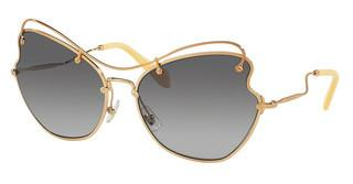 Miu Miu MU 56RS 7OE3E2 GREY GRADIENTANTIQUE GOLD