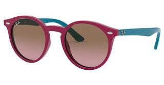 Ray-Ban Junior RJ9064S 701914 VIOLET GRADIENT BROWNFUXIA