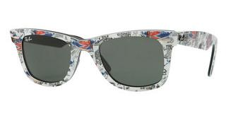 Ray-Ban RB2140 1115 GREENTOP TEXTURE LONDON ON BLACK