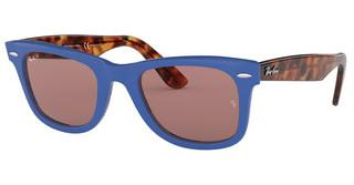 Ray-Ban RB2140 1241W0 VIOLET POLARBLUE