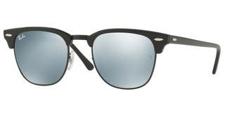 Ray-Ban RB3016 122930 LIGHT GREEN MIRROR SILVERBLACK