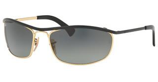 Ray-Ban RB3119 916271 GREY GRADIENTTOP BLACK DEMISHINY/GOLD
