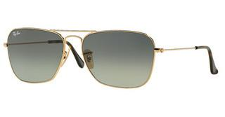 Ray-Ban RB3136 181/71 LIGHT GREY GRADIENT DARK GREYGOLD