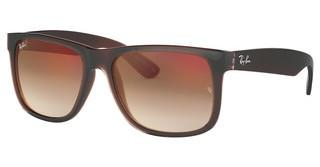 Ray-Ban RB4165 714/S0 BROWN GRADIENT MIRROR REDBROWN
