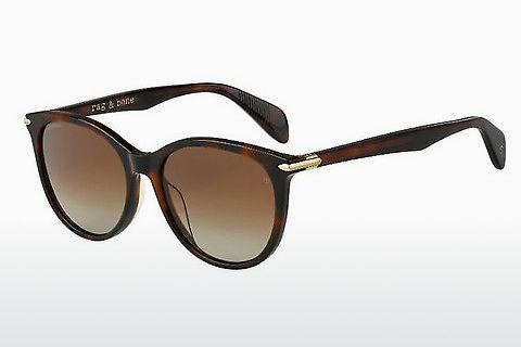 Sonnenbrille Rag and Bone RNB1020/S 086/LA