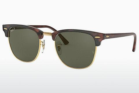 Sonnenbrille Ray-Ban CLUBMASTER (RB3016 990/58)