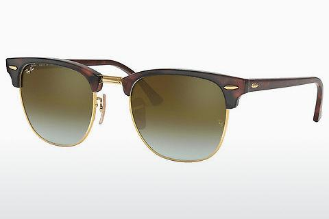 Sonnenbrille Ray-Ban CLUBMASTER (RB3016 990/9J)