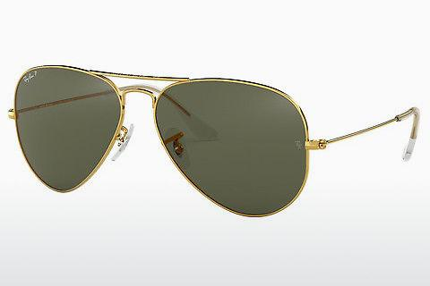 Sonnenbrille Ray-Ban AVIATOR LARGE METAL (RB3025 001/58)