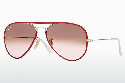 Sonnenbrille Ray-Ban AVIATOR FULL COLOR (RB3025JM 001/X3)