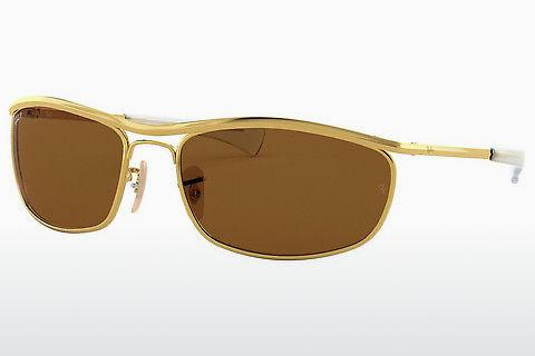 Sonnenbrille Ray-Ban OLYMPIAN I DELUXE (RB3119M 001/57)