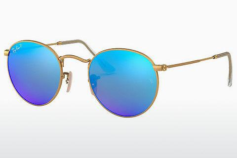 Sonnenbrille Ray-Ban ROUND METAL (RB3447 112/4L)