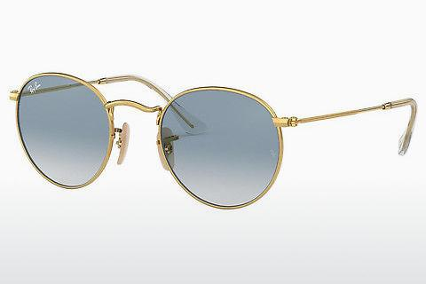 Sonnenbrille Ray-Ban ROUND METAL (RB3447N 001/3F)