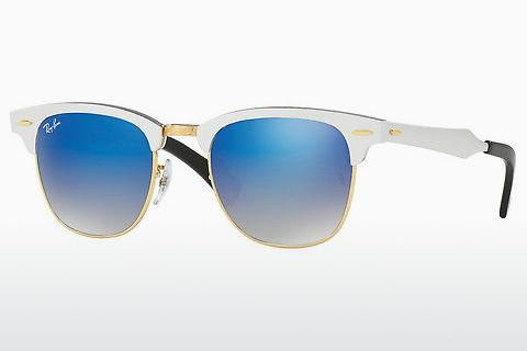 Sonnenbrille Ray-Ban CLUBMASTER ALUMINUM (RB3507 137/7Q)