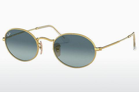 Sonnenbrille Ray-Ban Oval (RB3547 001/3M)