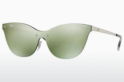 Sonnenbrille Ray-Ban Blaze Cat Eye (RB3580N 042/30)