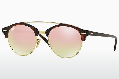Sonnenbrille Ray-Ban Clubround Double Bridge (RB4346 990/7O)