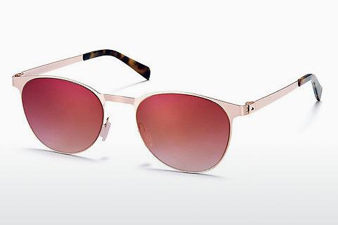 Sonnenbrille Sur Classics Dominique (12009 rose gold)