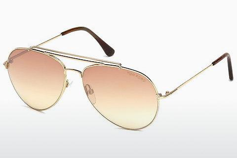 Sonnenbrille Tom Ford Indiana (FT0497 28Z)