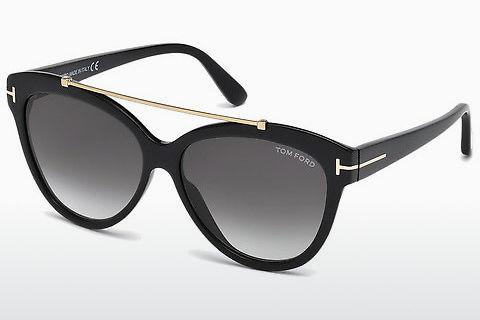 Sonnenbrille Tom Ford Livia (FT0518 01B)