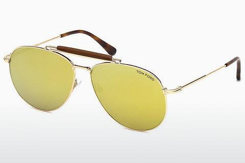 Sonnenbrille Tom Ford Sean (FT0536 28G)