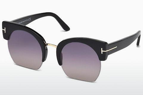 Sonnenbrille Tom Ford Savannah (FT0552 01B)