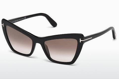 Sonnenbrille Tom Ford Valesca (FT0555 01G)