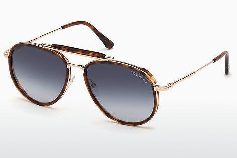 Sonnenbrille Tom Ford Tripp (FT0666 54W)