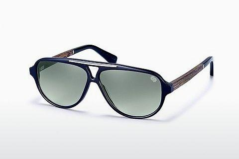 Sonnenbrille Wood Fellas Kemnat (10781 walnut)