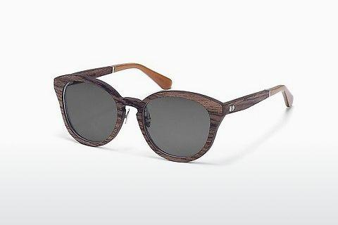 Sonnenbrille Wood Fellas Possenhofen (10955_S walnut)