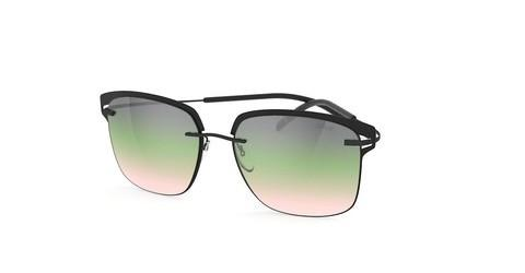 Sonnenbrille Silhouette accent shades (8718/75 9040)